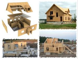 Вся правда о возведении домов по канадской технологии