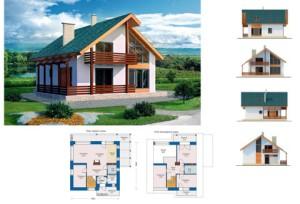 Проектирование домов из SIP-панелей