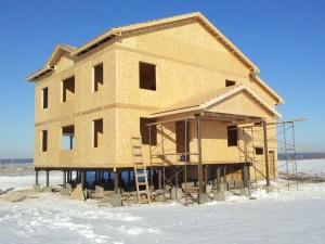 Строительство домов SIP домов