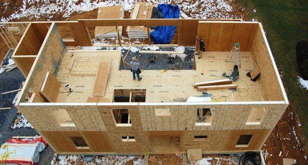 Канадская технология строительства. О СИП