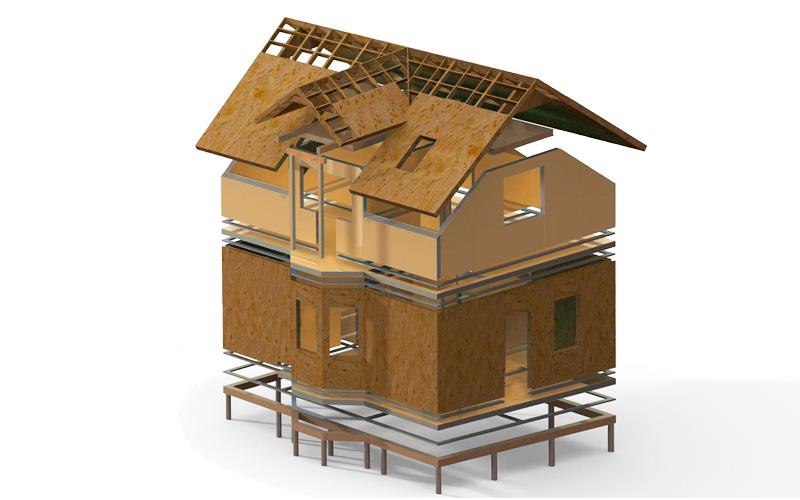 Важность проектирования СИП дома