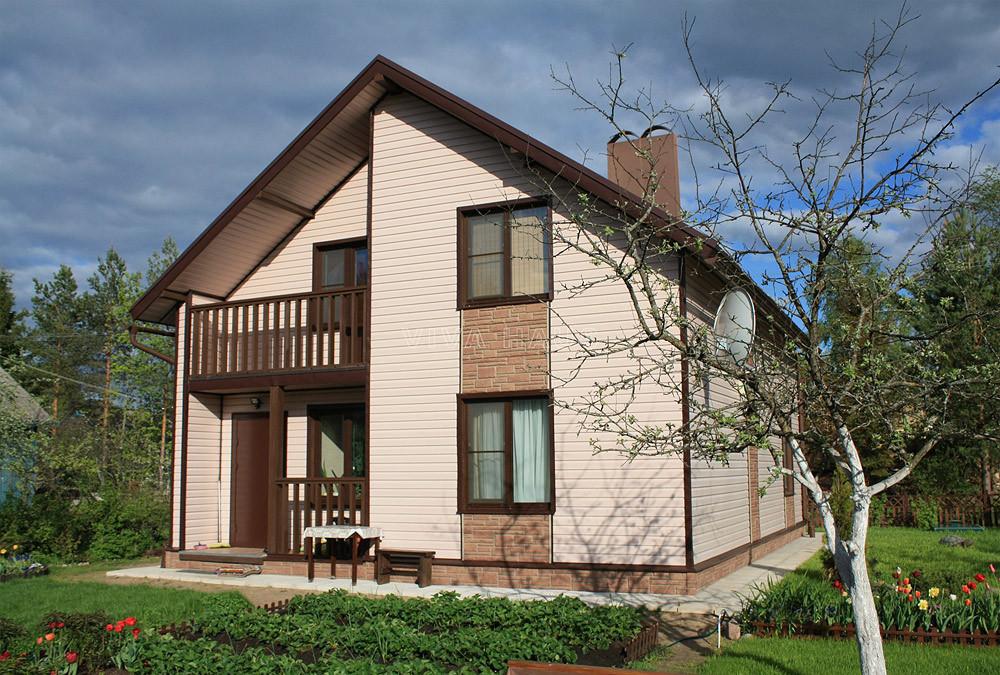 Дома из SIP-панелей: основные преимущества