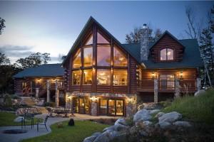 Характеристики дома построенного по СИП-технологии