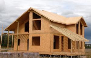 Строительство дома из СИП панелей - идеальное решение