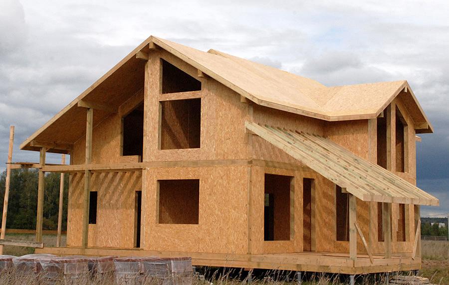 Строительство дома из СИП панелей — идеальное решение