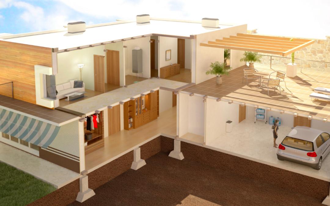 Проектирование и строительство домов из SIP