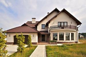 Частный дом из сип панелей под ключ