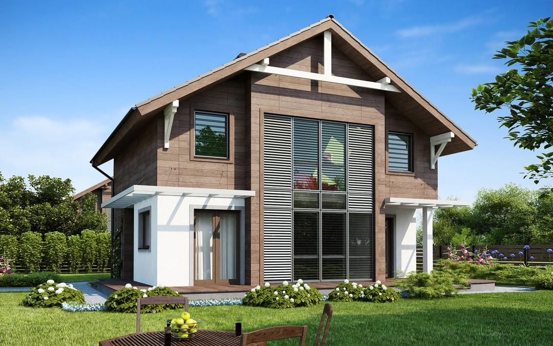 Дома из СИП панелей проекты и цены