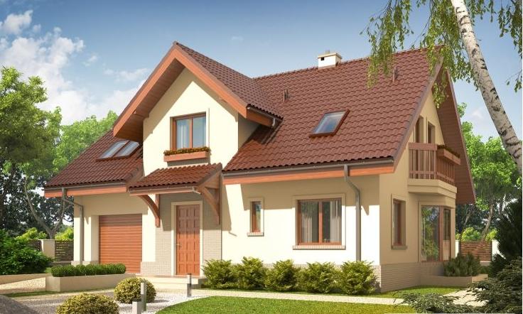 Преимущества домов из СИП панелей. Готовые проекты СИП домов