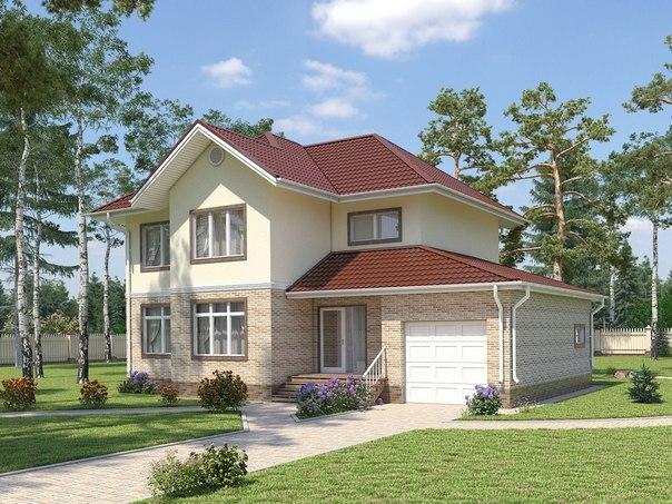 Готовые проекты СИП домов