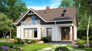 Дома по канадской технологии. Цена дома из СИП панелей под ключ