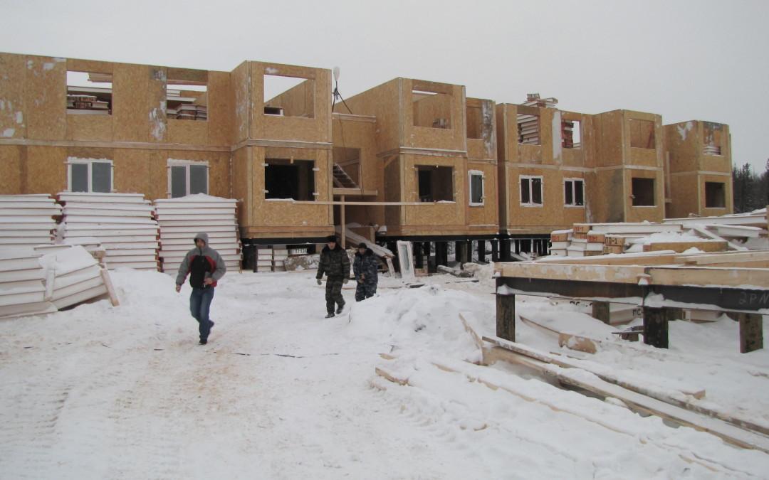 С чего начинается строительство дома? Дома из СИП панелей фото и цена