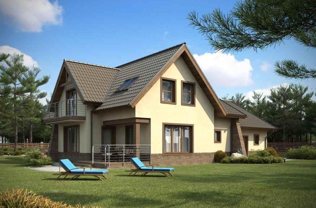 Выбор технологии строительства. Дома из СИП панелей проекты и цены
