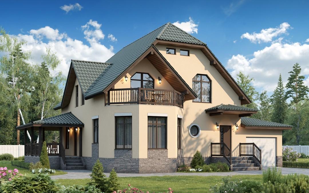 Проекты домов из СИП панелей: как сделать правильный выбор?