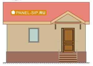 Сип-дом «Соло» 6х4- 24 кв.м.