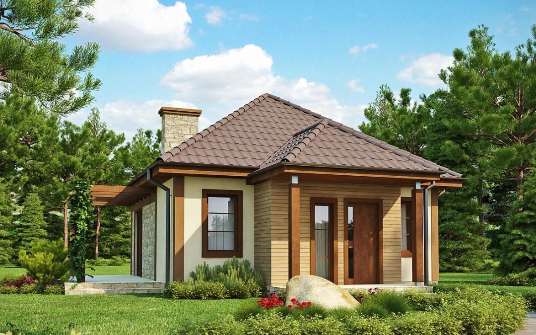 Дом из СИП 50 кв м — реализация мечты о собственном жилье