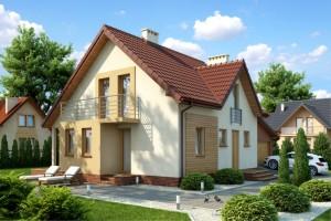 дешевые дома из сип панелей