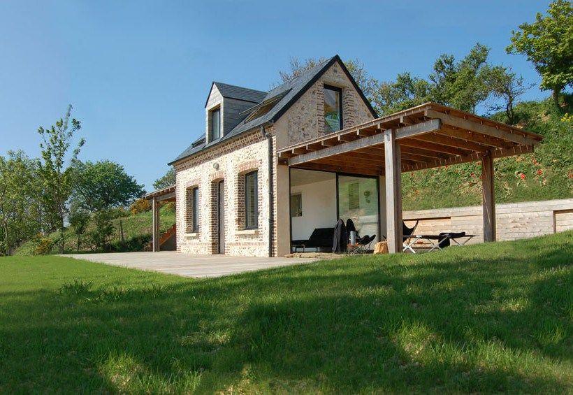 Дом из СИП панелей 80 кв м. Выгодное строительство