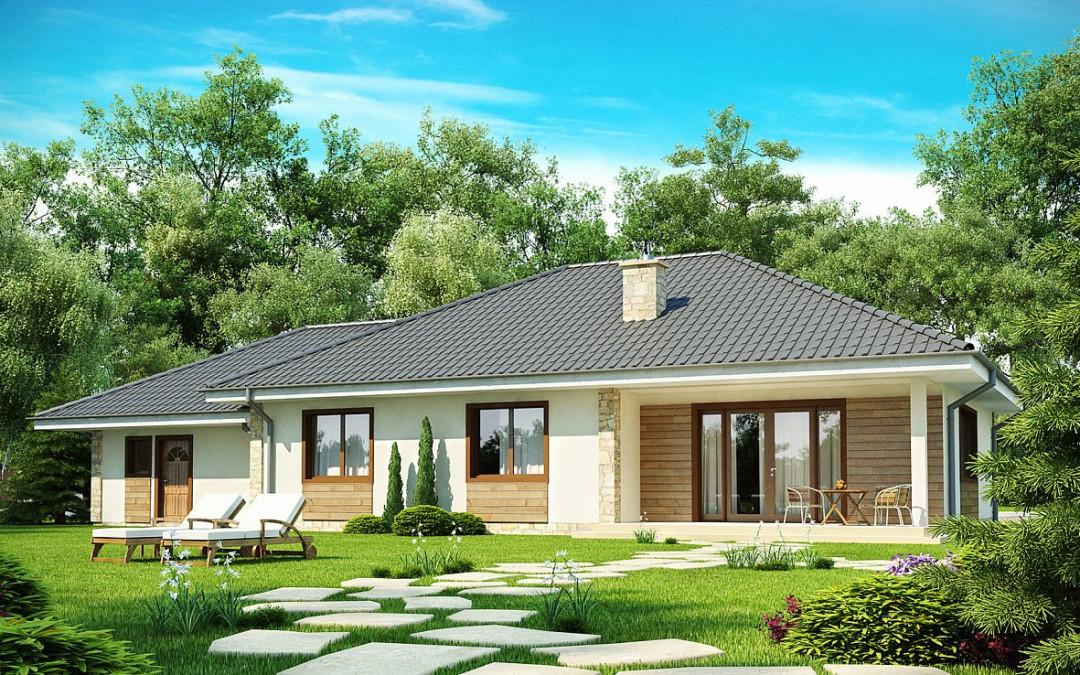 Удачный дом. Проекты из СИП панелей