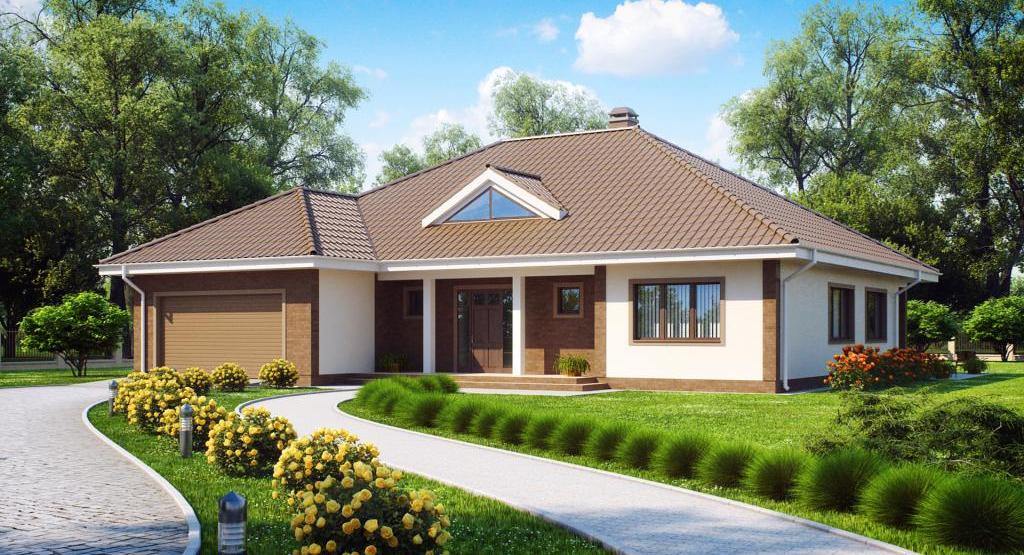 Строительство домов из домокоплекта. Дом из СИП проекты