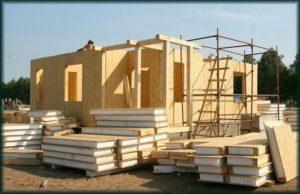 Cтроительство домов из sip