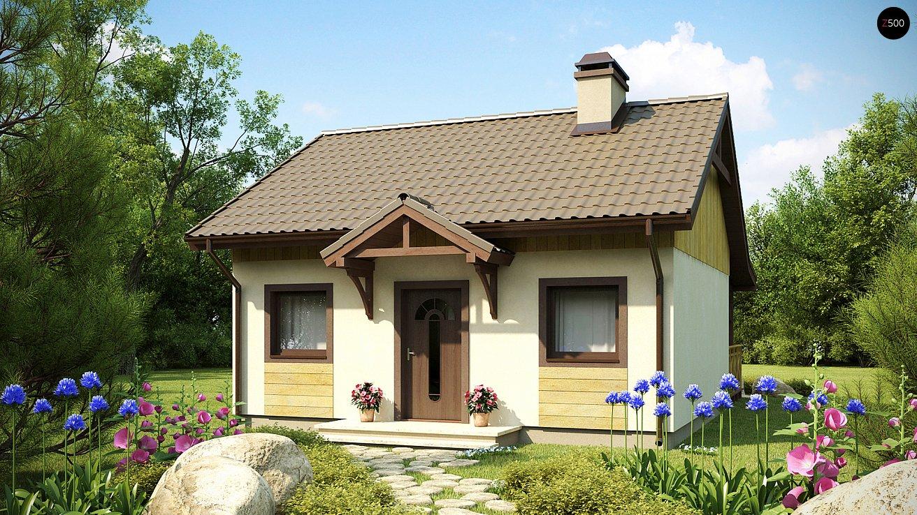 Проекты дачных домов фото из пеноблока