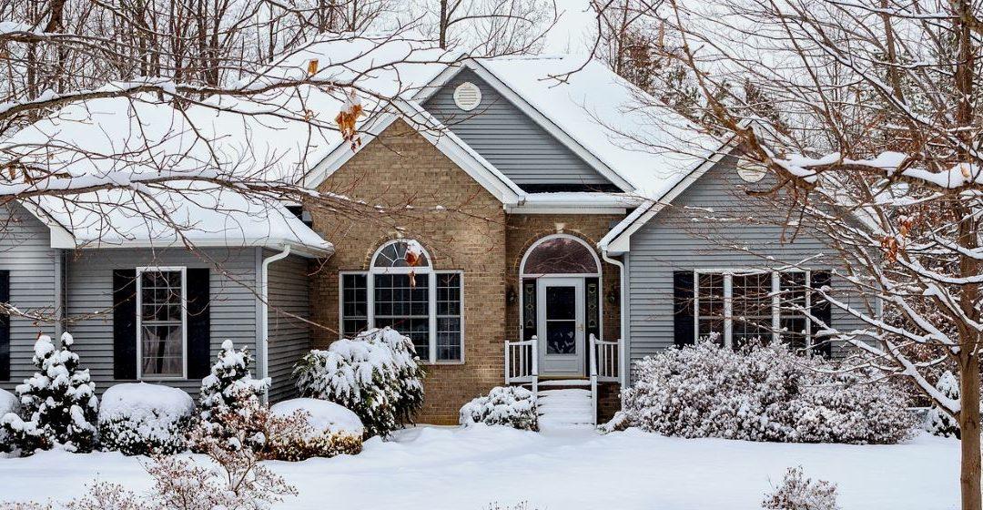 Построить СИП дом зимой