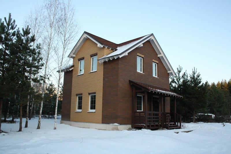 Эволюция в строительстве — дома из СИП панелей