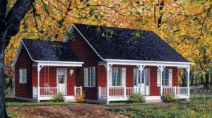 Канадские дома: технологии сохранения тепла
