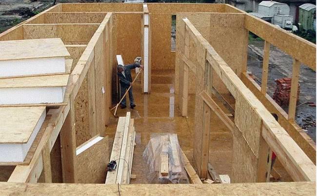 Построить дом из СИП панелей — верное решение