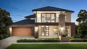 Проекты домов из СИП панелей. Все этапы строительства