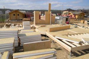 Строительство дома из СИП панелей сегодня