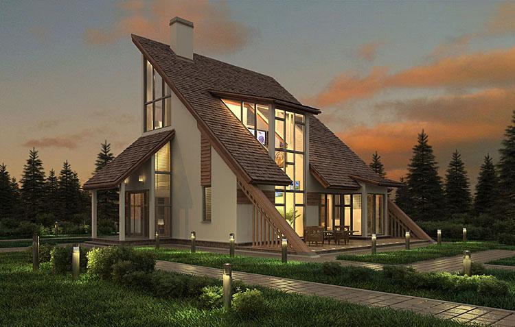 Каркасные дома — удобное и надежное жилье для семьи