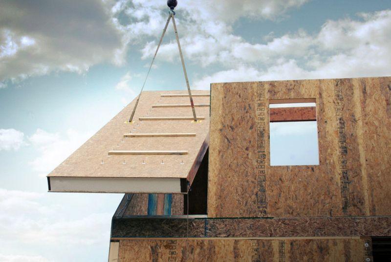 Недостатки домов из СИП панелей. Мифы и реалии