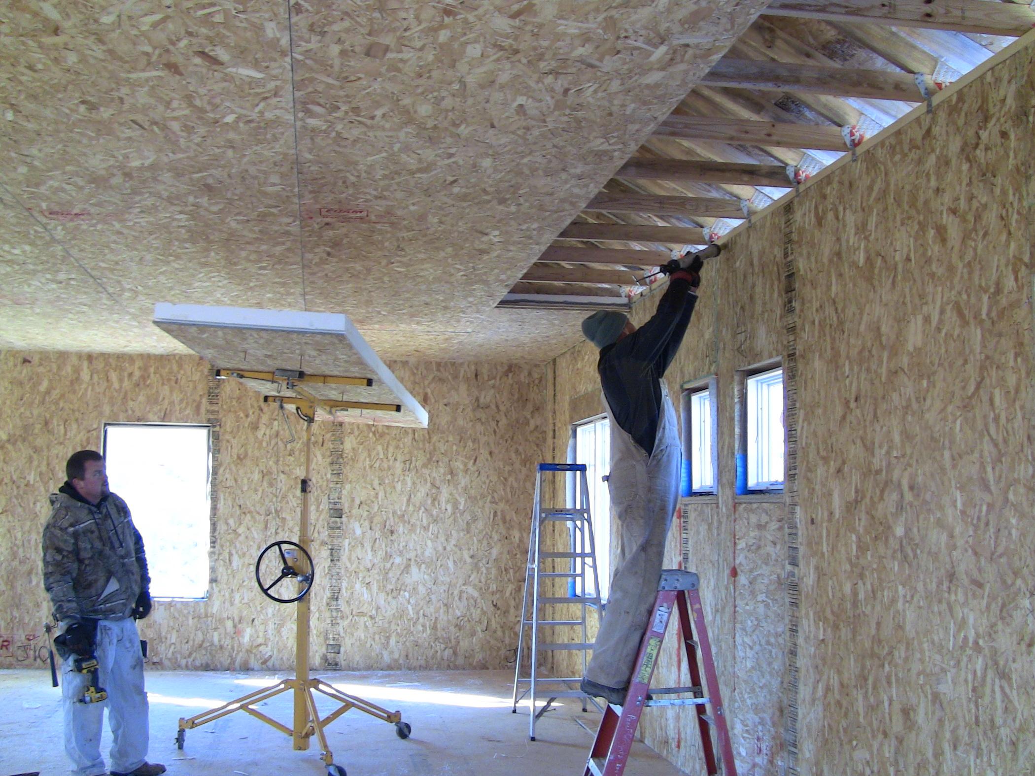 Вентиляция в доме из сип панелей своими руками видео