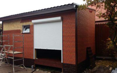 Возведение теплого дома для хозяйственных нужд