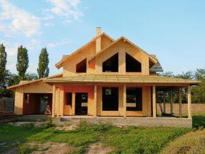 Дома и проекты из СИП панелей