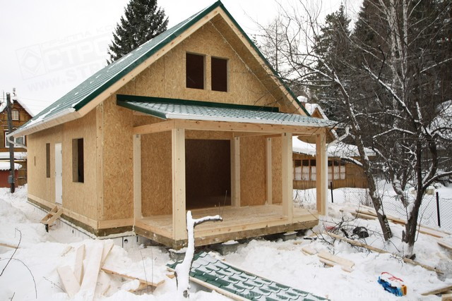 Нужен ли проект дома из СИП панелей?