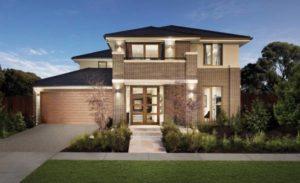 Проект современного частного дома из СИП панелей