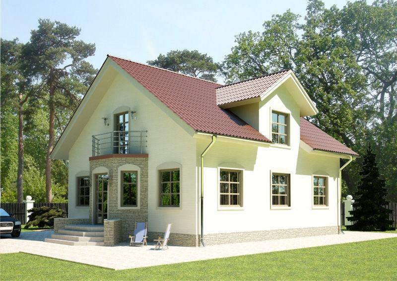 Основные преимущества домов из СИП панелей