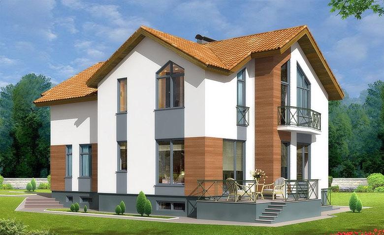 Преимущества домов из СИП панелей